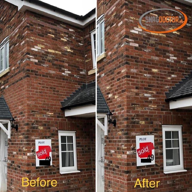 Brick Tinting Bradford