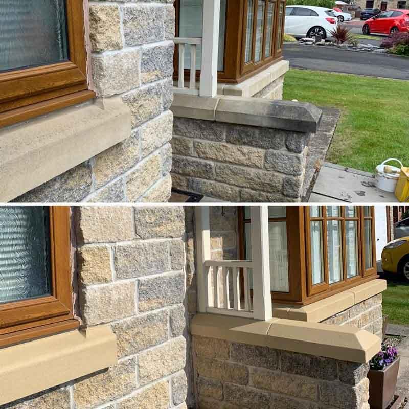 Stone Restoration Bradford