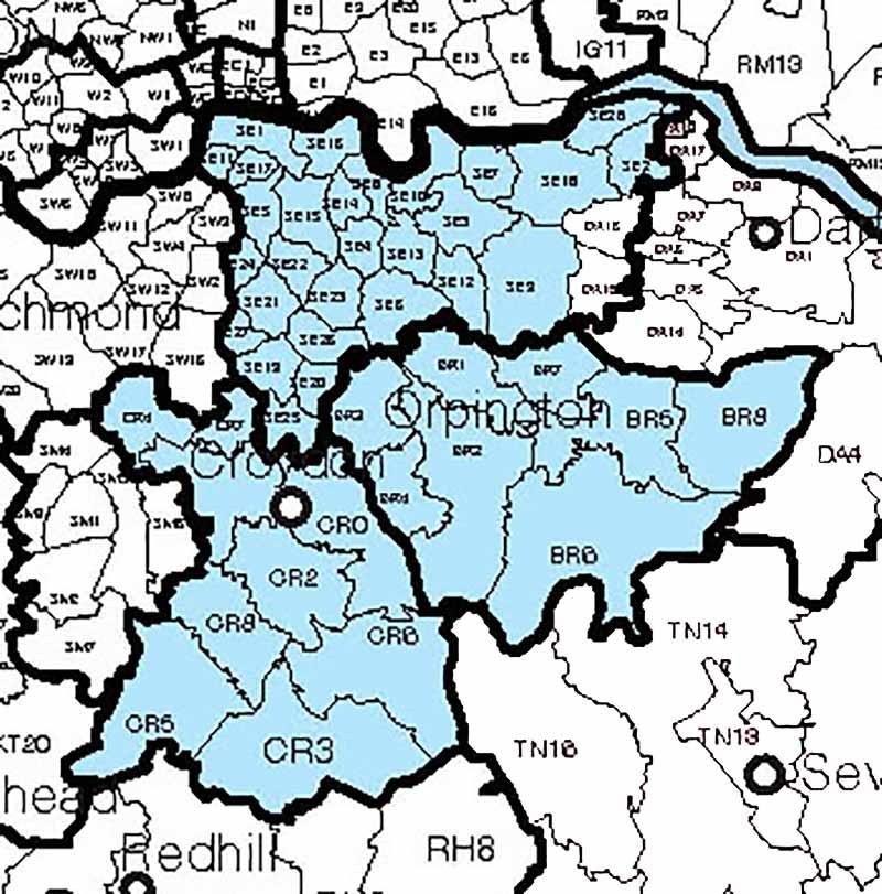 South-East-London-Territory